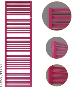 Grzejniki łazienkowe Instal-Projekt CODE